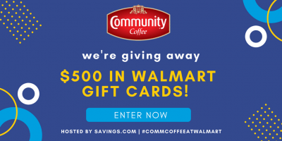 Walmart Giveaway – $50 Gift Cards