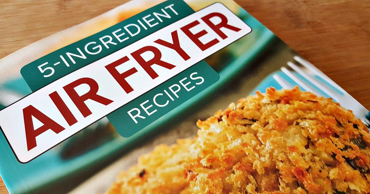 cookbook - air fryer recipes
