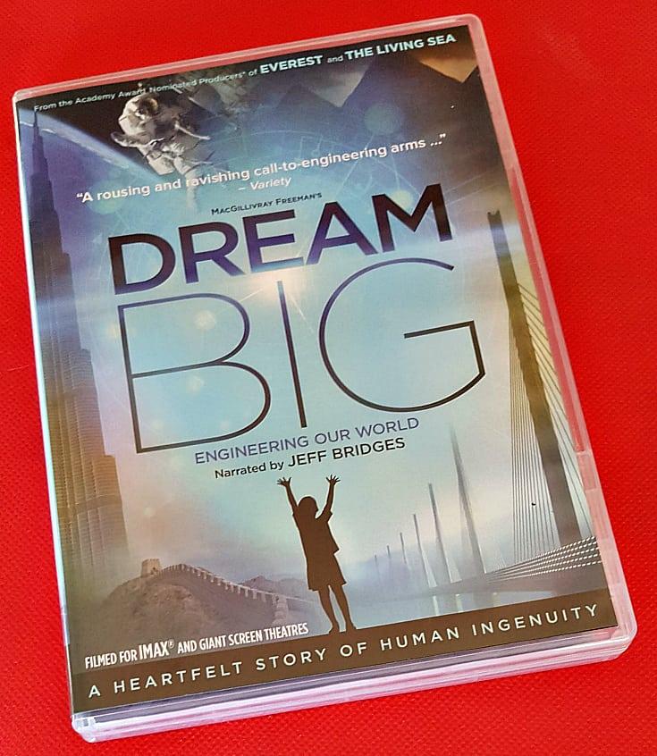 dream big dvd