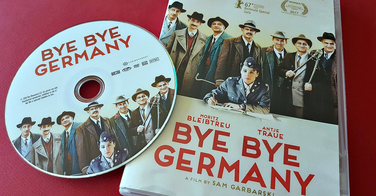 dvd bye bye germany movie