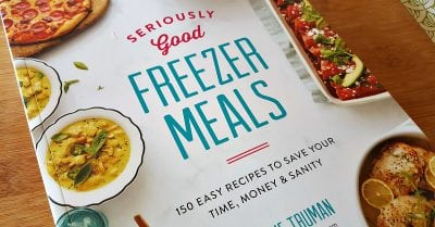 good freezer meals cookbook