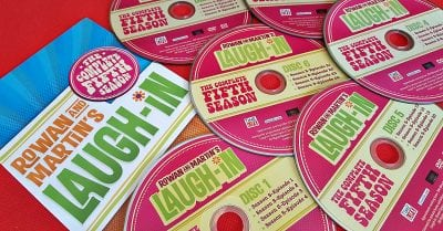 laugh in 5 discs