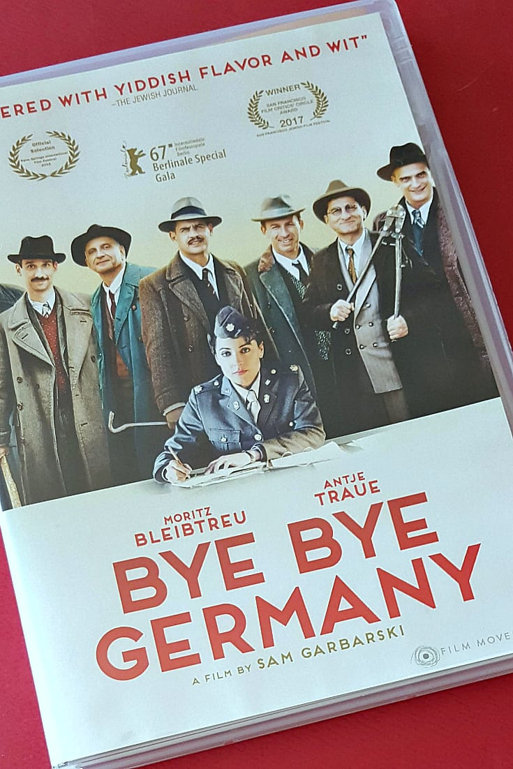 Bye Bye Germany DVD