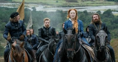 Mary Queen of Scots Official Movie Trailer