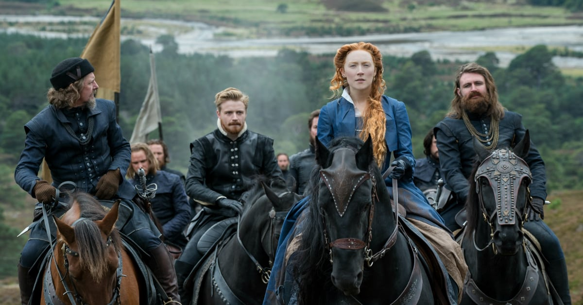 mary queen of scots official movie trailer mama likes this