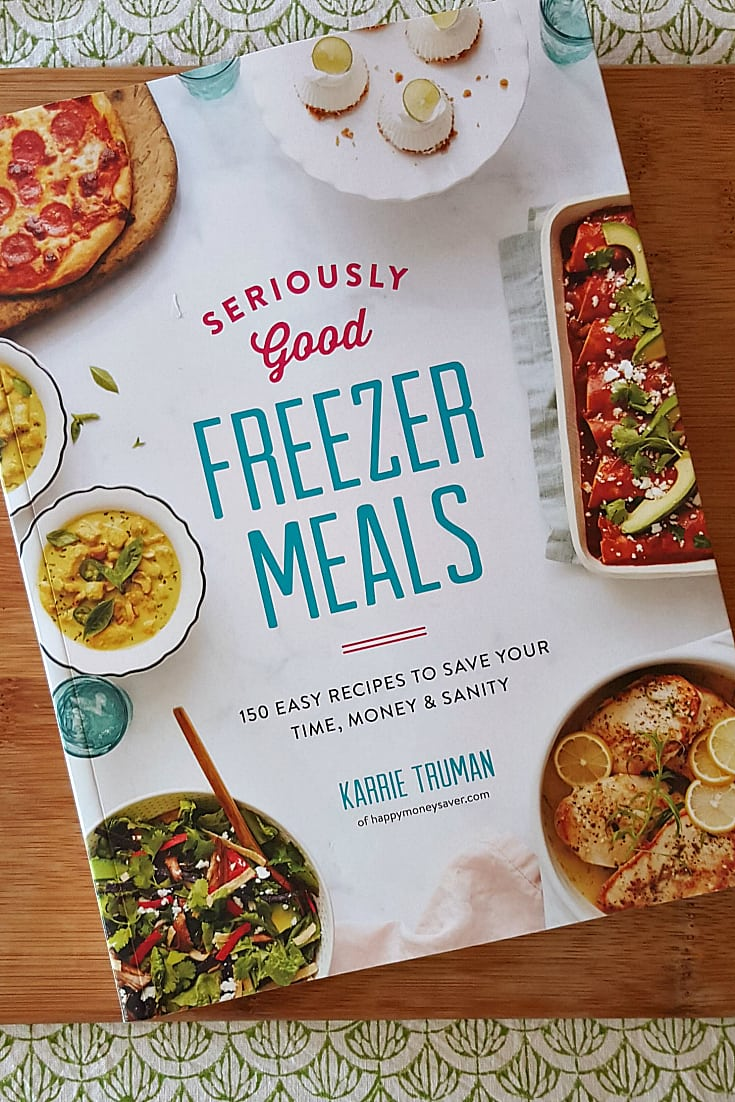 seriously good freezer meals recipes