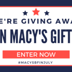 Macys Gift Cards Giveaway