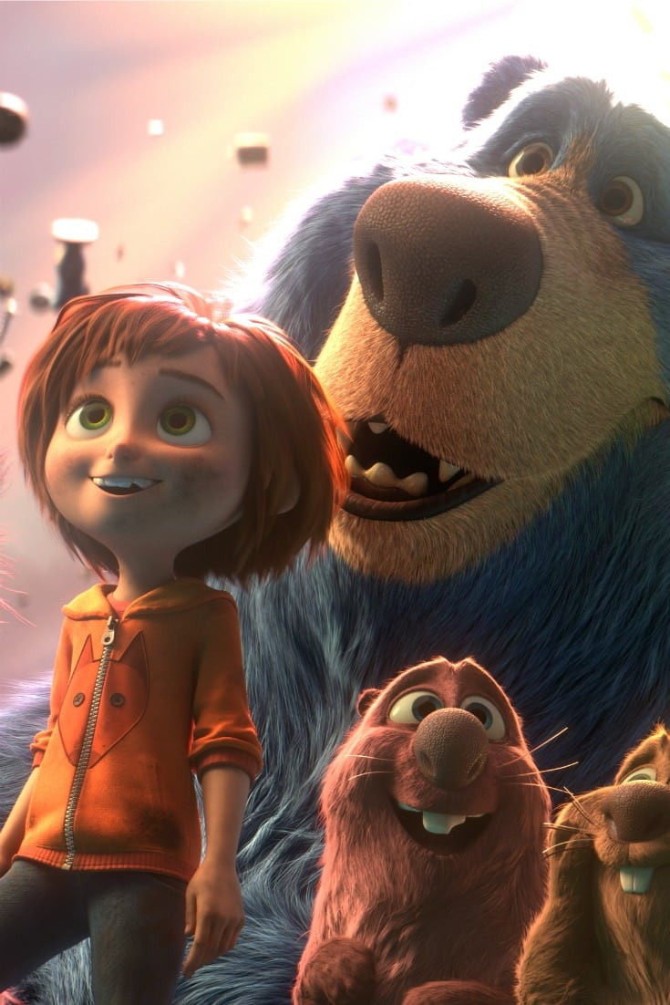 Wonder Park movie from Paramount Animation and Nickelodeon