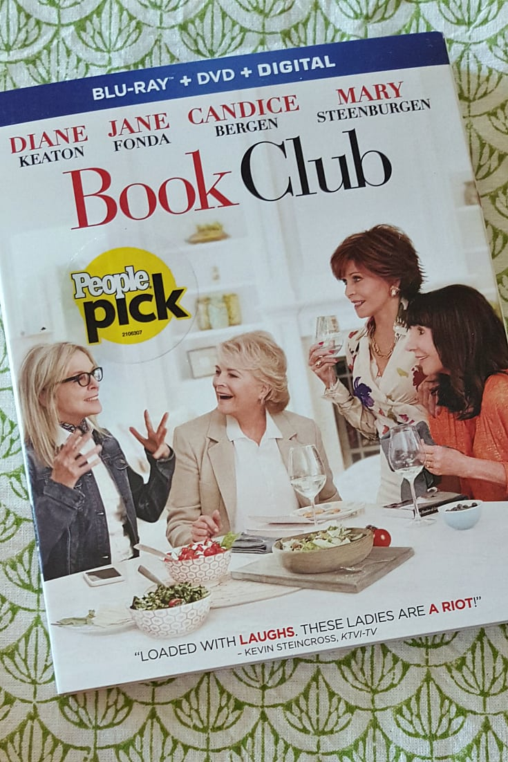 Girls Night Movie - Book Club