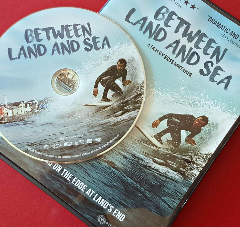 between land and sea irish surfing movie