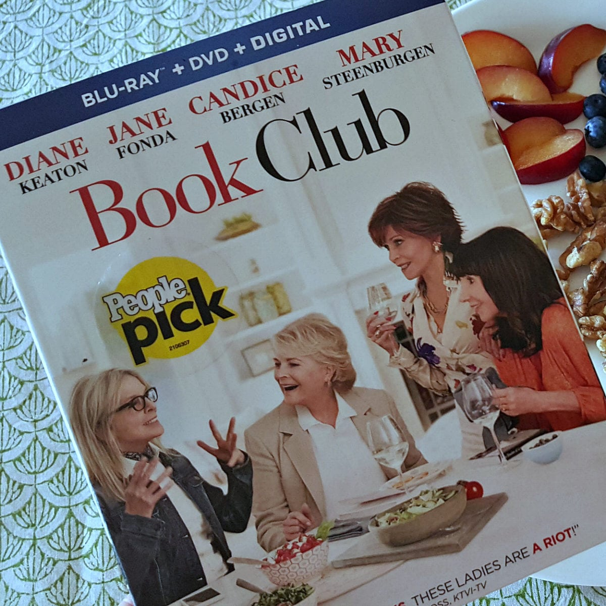 bluray dvd book club