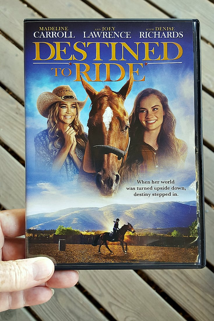 destined to ride dvd pin
