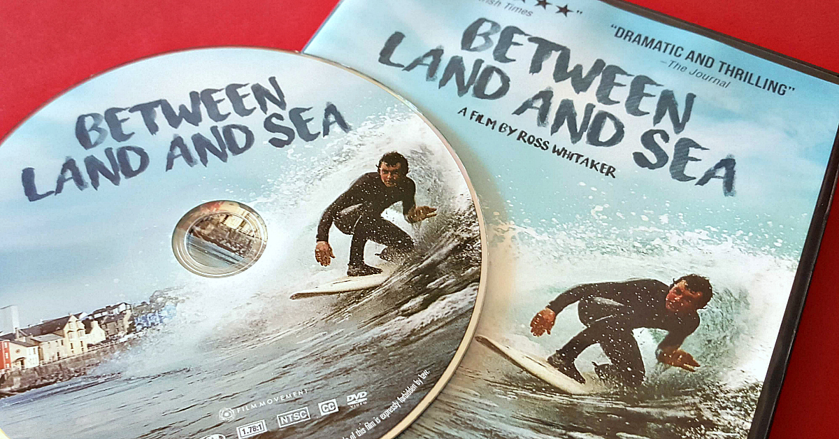 dvd between land and sea