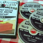 Great British Baking Show Season 5 DVD Set