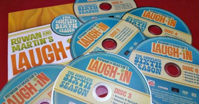 dvd set laugh in season 6