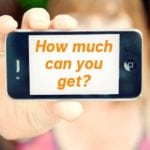 Get Cash for Old Cell Phones – It's easy!