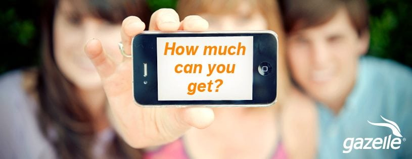 get cash for old cell phones