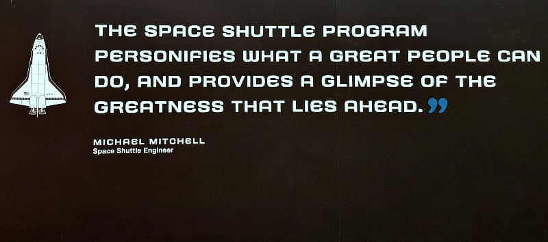 ksc michael mitchell shuttle engineer