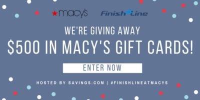 Macys Sweepstakes – 10 Winners