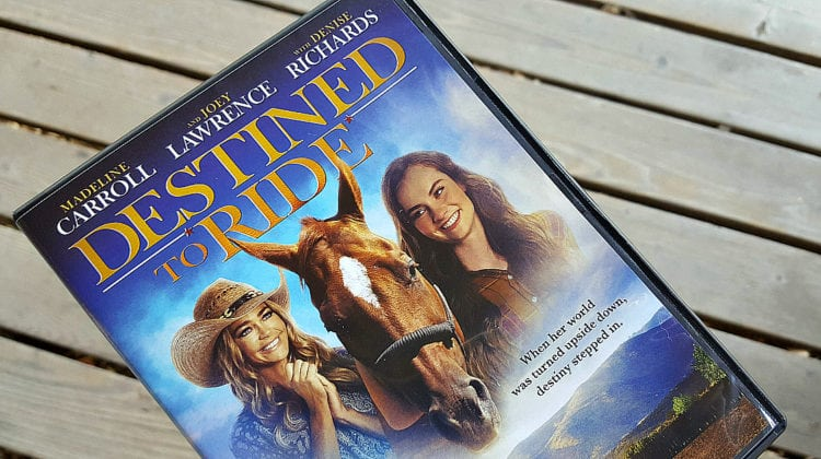 Destined to Ride DVD Giveaway – 2 Winners – Ends 9/3/18
