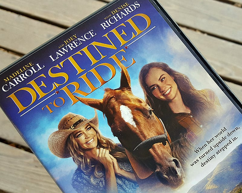 movie destined to ride dvd