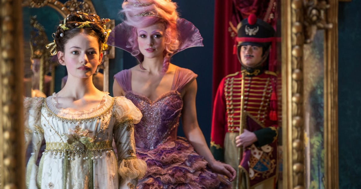 movie still disneys nutcracker