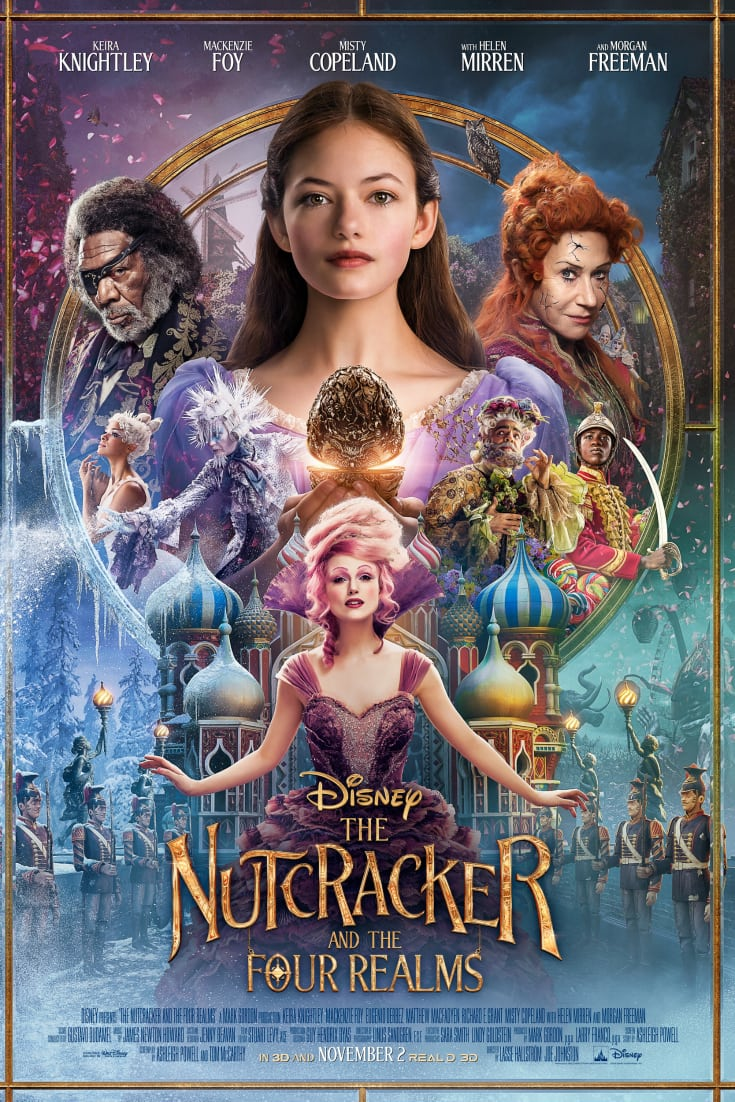 poster disneys nutcracker