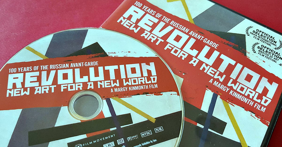 revolution new art for a new world