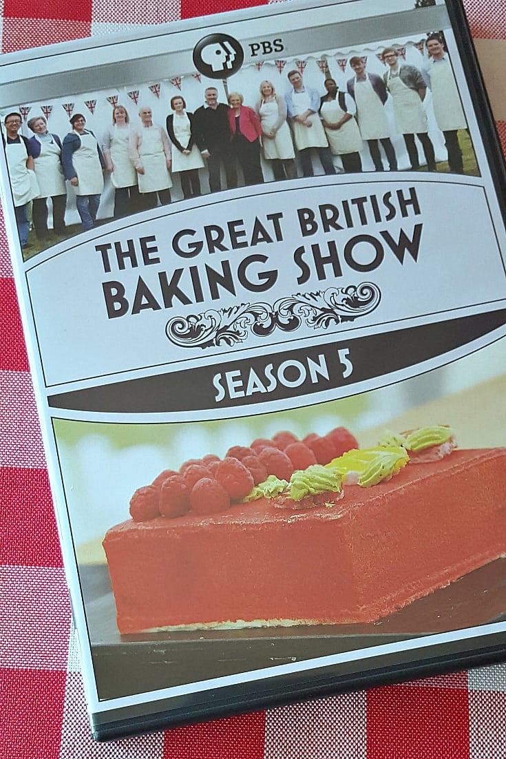 season 5 great british baking show