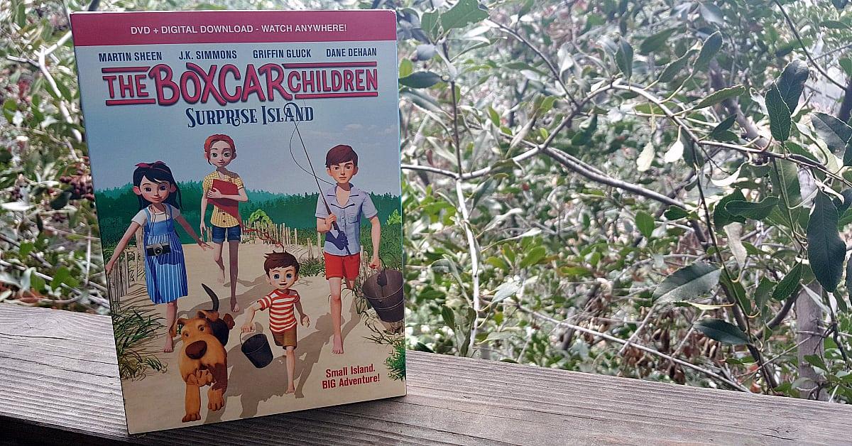 surprise island boxcar children movie