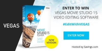 Video Editing Software Giveaway – 3 Winners