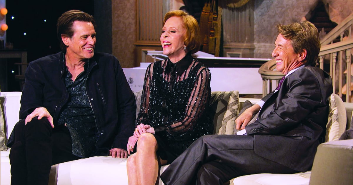 Carol Burnett 50th Anniversary
