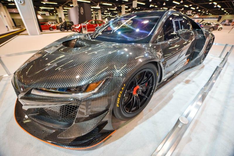 Acura-NSX3 OC Auto Show