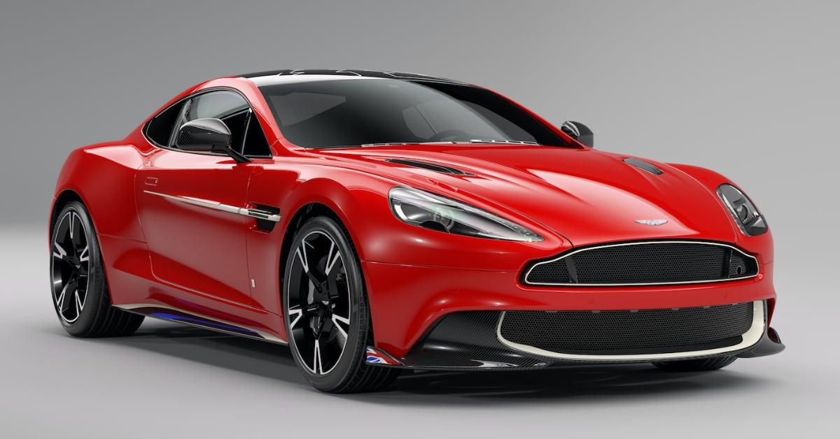 Q by Aston Martin OC Auto Show