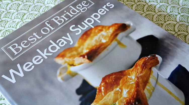 Weekday Suppers Cookbook Giveaway – Ends 10/8/18
