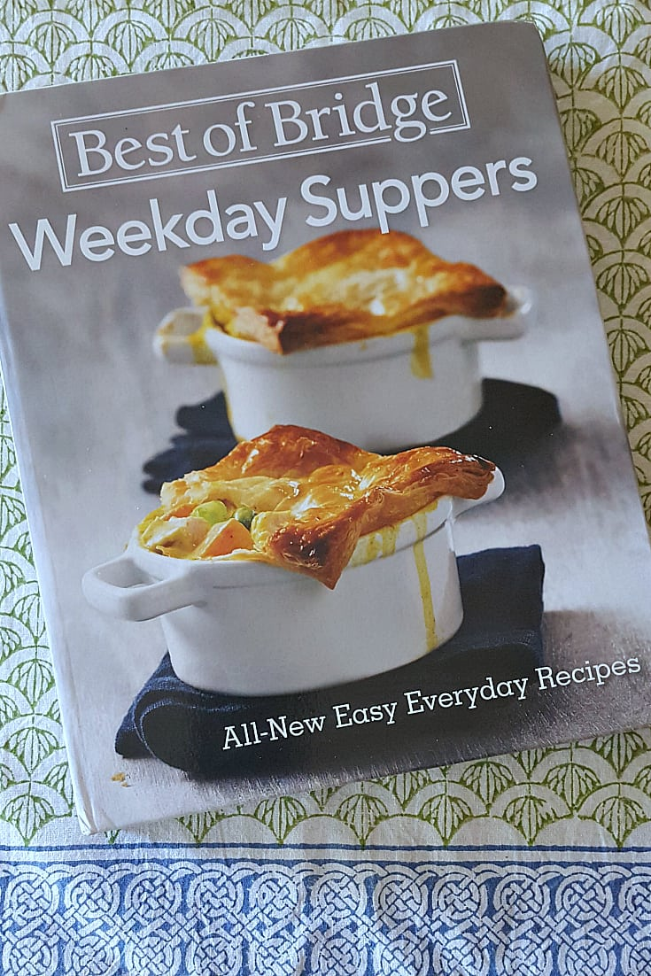 best of bridge weekday suppers pin