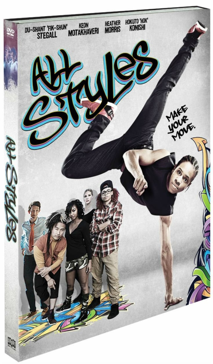 dance movie all styles dvd