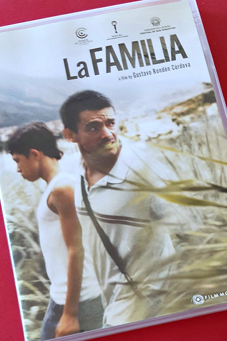 La Familia Movie DVD