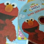 Elmo Explores DVD – 3 Winners – Ends 10/10/18