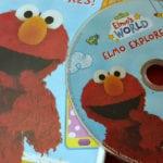 Elmo Explores Sesame Street DVD