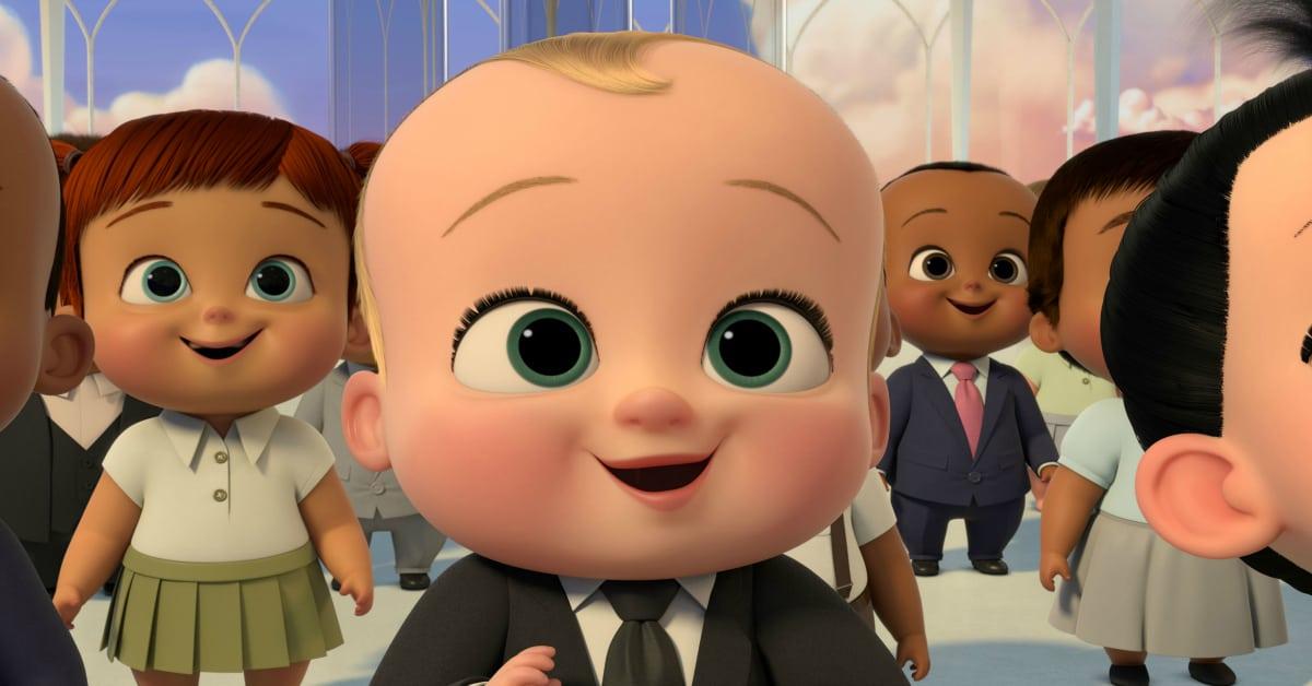 Netflix Boss Baby Season 2