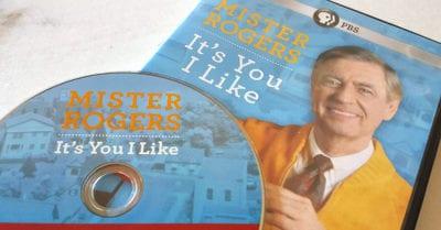 Mister Rogers DVD – It's You I Like!