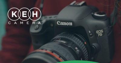 Get Cash for Camera Gear – Lenses, Bodies & More