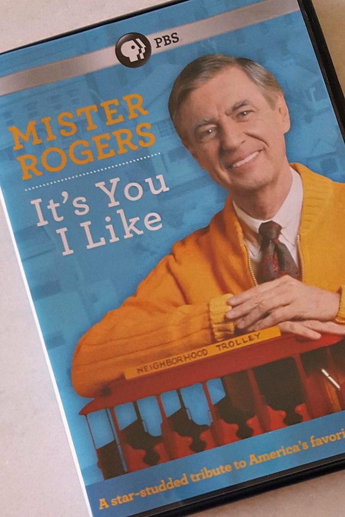3 mister rogers dvd