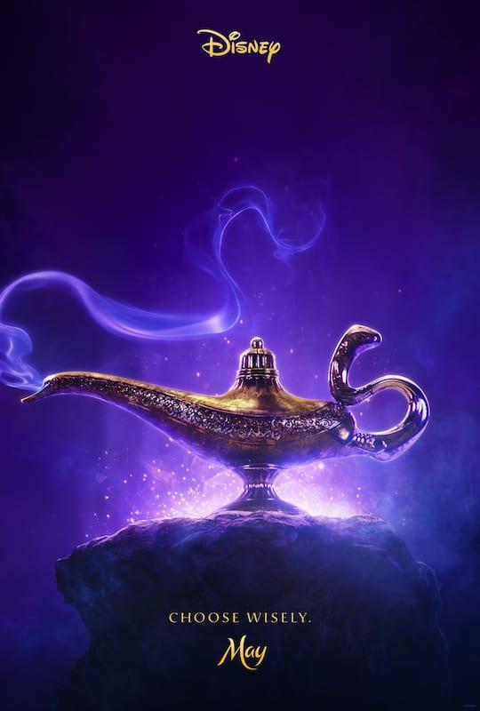 Aladdin Teaser Poster