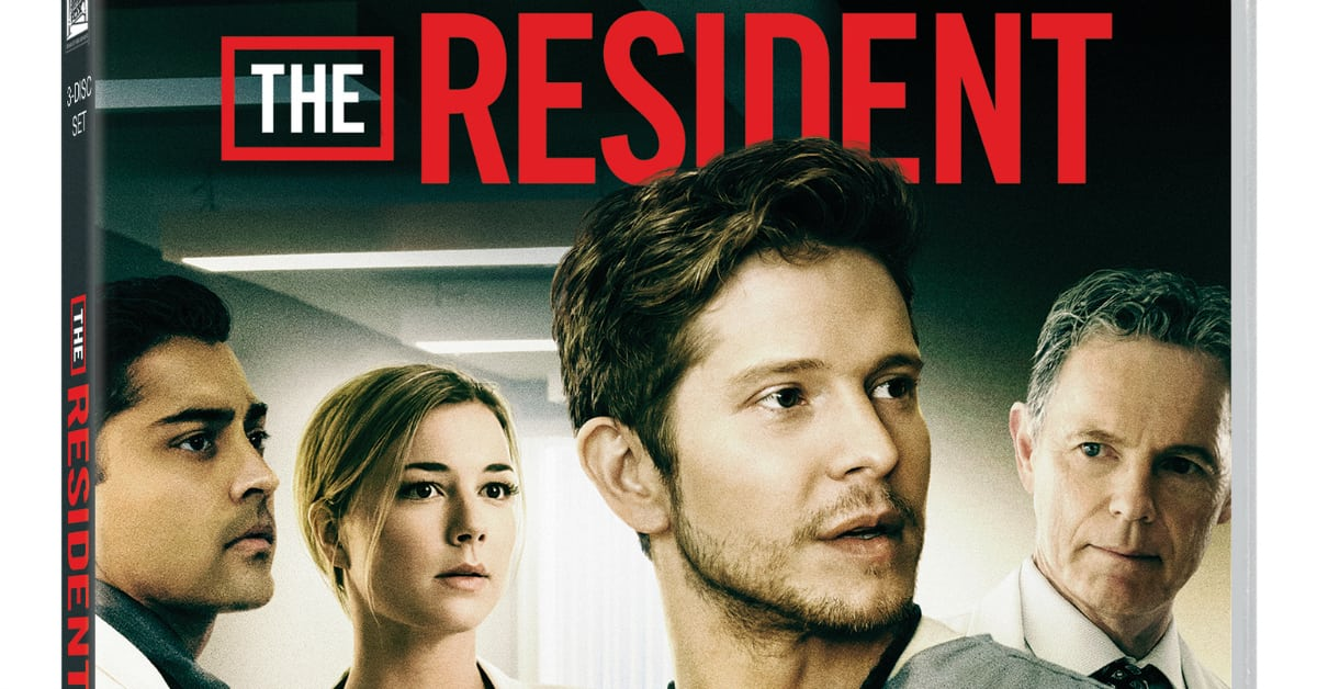 Fox The Resident Season 1 TV Series