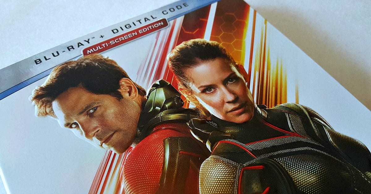 bluray ant man