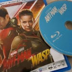 Ant Man and The Wasp Blu-ray Giveaway