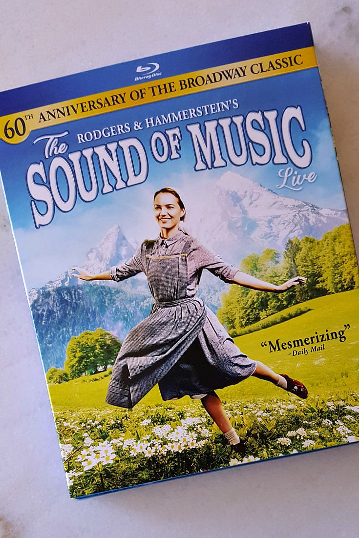Rodgers & Hammerstein's The Sound of Music Live Blu-ray