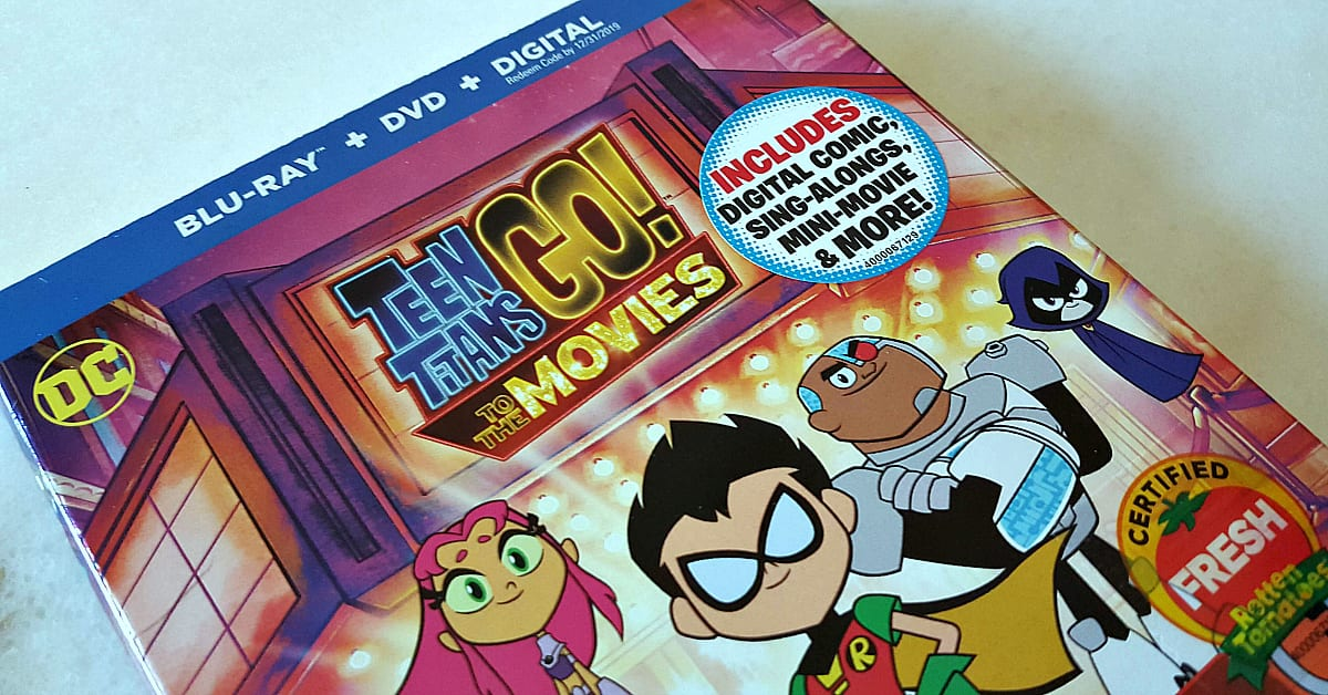 dc teen titans go to the movies 1